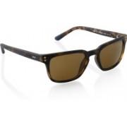 Gant Rectangular Sunglasses(Brown)
