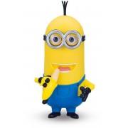 Figurina interactiva Minions Kevin cu banana