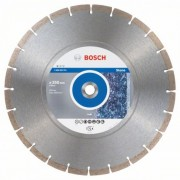 Диск диамантен за рязане Standard for Stone 350 x 20,00 x 3,1 x 10 mm, 2608603754, BOSCH