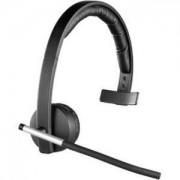 Слушалки Logitech Wireless Headset Mono H820e - USB - 981-000512