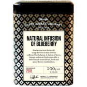 Dilmah Natural Infusion of Blueberry gyümölcs tea fémdobozban 200 gr/doboz