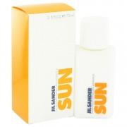 Jil Sander Sun Eau De Toilette Spray By Jil Sander 2.5 oz Eau De Toilette Spray