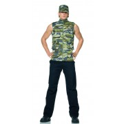 Leg Avenue Costume Set Army Sargeant 83363