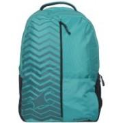 Fastrack A0633NGR01 24 L Laptop Backpack(Green)