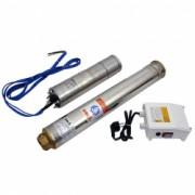 Pompa submersibila multietajata rezistenta la nisip 4SDM 6-10 1 5 KW IBO