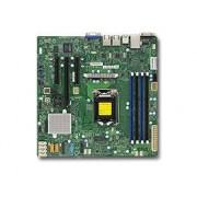 Supermicro X11SSL-F Intel C232 LGA 1151 (Socket H4) Micro ATX server/workstation motherboard