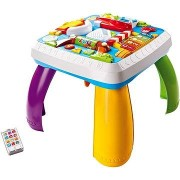 Mattel Fisher Price - Smart Stages intelligens asztalka CZ/EN