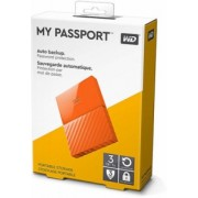 HDD USB 3.0 WD My Passport 3TB Orange
