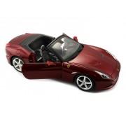 Bburago Ferrari Race & Play - California T (Open top), 1:24