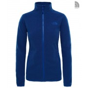 pulóver The North Face W 100 GLACIER FULL ZIP 2UAU2US