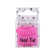2K Hair Tie Haargummi 3 St. Farbton Pink für Frauen