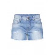 G-STAR RAW Jeans '3301 Fringe Mid bf Short Wmn'