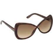 Tom Ford Spectacle Sunglasses(Brown)