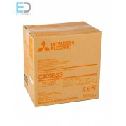 Mitsubishi CK9523 Papír 15x23 ( 270 print)