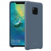Capa de Silicone para Huawei Mate 20 Pro 51992684 - Azul