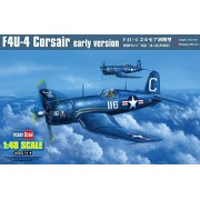 Hobby Boss F4U-4 Corsair Early Version Airplane Model Building Kit