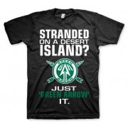 Arrow - Just Green Arrow It T-Shirt