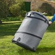 Videx Pop-Up Gartenabfall-Tasche, 150 l