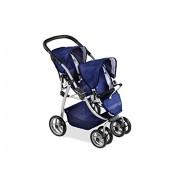 Arias 73 X 47 80 cm Elegance Doll Twin Chair Stroller