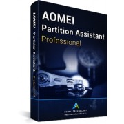 AOMEI Partition Assistant Professional 8.6 Ohne Lifetime Upgrades