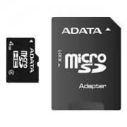 AData MyFlash MicroSDHC Cls 4 4GB