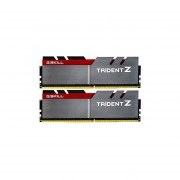 G.SKILL 16GB (2 X 8GB) TridentZ Series DDR4 PC4-25600 3200MHz For Intel Z170 Platform Desktop Memory F4-3200C16D-16GTZ