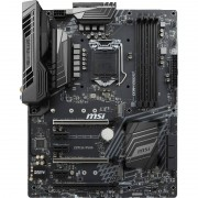 Placa de baza MSI Z370 SLI PLUS Intel LGA1151 ATX