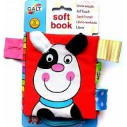 Soft Book Carticica moale Pets