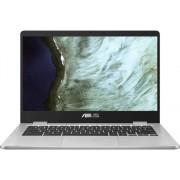 Asus Portátil ASUS Chromebook Z1400CN-BV0305 (14'' - Intel Pentium N4200 - RAM: 8 GB - 64 GB eMMC - Intel HD Graphics 505)