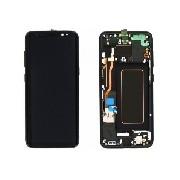Display cu touchscreen si rama Samsung SM-G950F Galaxy S8 ORIGINAL