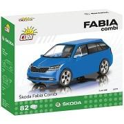 Cobi Škoda Fabia Combi 2019-es modell 1:35