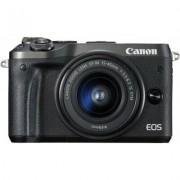 Canon Produkt z outletu: Aparat CANON EOS M6 + EF-M 15-45mm 3.5-6.3 IS STM
