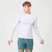 Myprotein Seamless Long Sleeve T-Shirt - Silver - XL