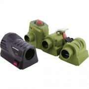 Ascutitor multifunctional Heinner DBS03, 110W, Module de ascutit cutite, burghie, polizare