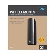 "HDD EXTERN 3.5"" 2TB USB3.0 ELEMENTS"