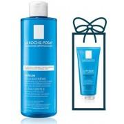 La Roche-Posay La Roche Posay Kerium Doux Shampoo Gel 400ml + Lipikar Gel Lavante 100ml Omaggio