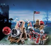 Knights Playmobil Knights Hawk Knights Battle Cannon