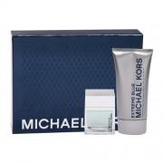 Michael Kors Extreme Blue set cadou edt 70 ml + gel de dus 150 ml pentru bărbați