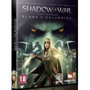 MIDDLE-EARTH: SHADOW OF WAR BLADE OF GALADRIEL DLC - STEAM - PC - WORLDWIDE