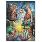 The Magician 300 Piece Puzzle By Educa #12777 (40cm X 28cm)