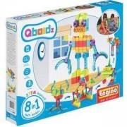 Конструктор Енджино - Qboidz 8 в 1 - Извънземен робот, 150068