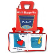 Whats Hiding in This Pocket, Activity Book For Toddlers By Pockets OF Learning
