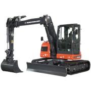 Mini-excavator Eurocomach ES-90 UR