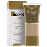 Episol Color Base Facial Pele Clara Fps 30 40g