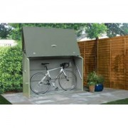 Trimetals Abri pour vélo Sesame couleur vert