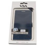 Калъф Viva за Samsung i9500/i9505 Galaxy S4 Тъмно Син