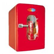 Minichladnička s dvířky - 20L / 25 plechovek