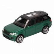 Speelgoedauto Land Rover Range Rover Sport groen 12 cm