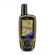 "Garmin GPSMAP 64 navigatore 6,6 cm (2.6"") TFT Portatile Nero, Arancione 260,1 g"
