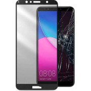 Cellular Line Tempgcaby618k Pellicola Protettiva Screen Protector Per Huawei Y6 2018 Second Glass Capsule Tempgcaby618k